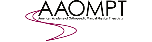 American Academy of Orthopaedic Manual Physical Therapists Logo